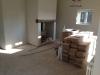 flooring stored.